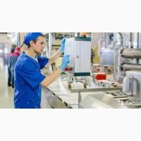 Оператор производственной линии (пищевое производство)