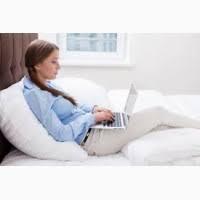Додаткова робота в інтернеті, часткова зайнятість, для жінок