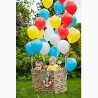 Воздушные шары Киев, гелевые шарики в Киеве, купить шары