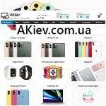 AKiev Техника 2020 Apple ремонт аксессуары настройка