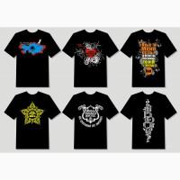 В креатив-компанию требуется дизайнер для создания авторских принтов на футболки