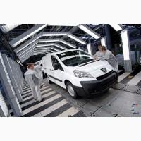 Рабочие на Автозавод Peugeot (Пежо) в Словакию