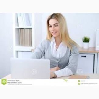 Менеджеры по продажам (удаленно). Женщины