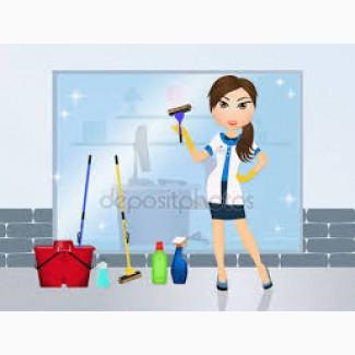 Для уборки квартиры требуется уборщица