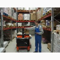 Работник продуктового склада (Польша)