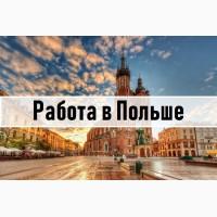 Трудоустройство Польша. Работа за рубежом для Украинцев. WorkBalance