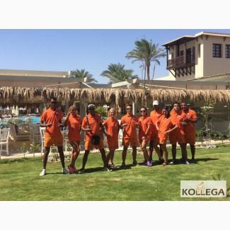 Аниматоры в отель 5 Desert Rose, Египет(Хургада)