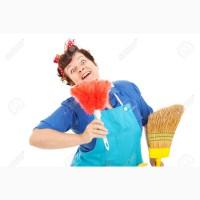 В салон требуется уборщица, сменный график