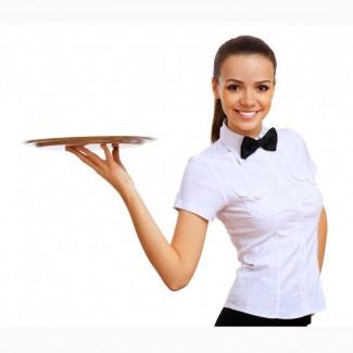 Официант в паб