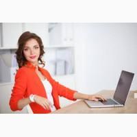Работа (подработка) для мам в декрете, студентов, домохозяек