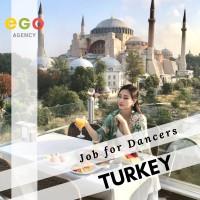 Вакансии для девушек хостес в Турции