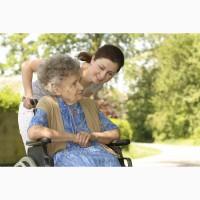 Сиделка к бабушке в Бирштайн