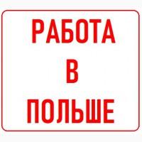 Работа в Польше Легально | Бесплатные Вакансии от WorkBalance