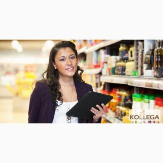Мерчендайзер в супермаркет (официальная работа в Польше)