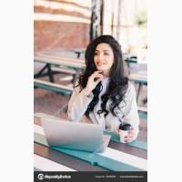 Робота в інтернеті для жінок, неповний робочий день (2-5 год)