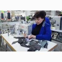 Швея на мебельную фабрику в Эстонию