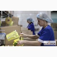 Разнорабочий на упаковку продуктов в Польшу. Работа за границей