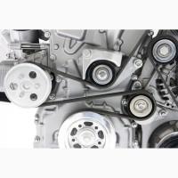 Производство и упаковка резиновых ремней к автомобилям