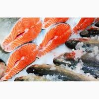 Пакування вже готової рибної продукції