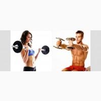 Фитнес тренер онлайн, силовые тренировки дома