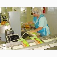 Упаковщик на хлебозавод (Чехия)