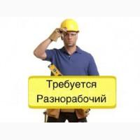 Работа для мужчин. Разнорабочие в Киевскую обл