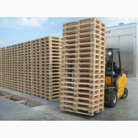 Требуются разнорабочие на производство паллет (поддонов), Польша