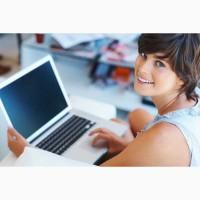 Дополнительный доход через интернет. В свободное время