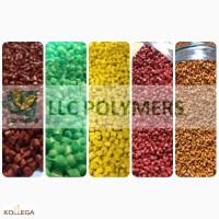Производство и продажа вторичной гранулы ПП, полистирол вторичный УМП, ЛЛДПЕ стрейч