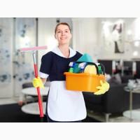 Уборщица на сменный график работы
