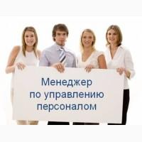 Менеджер по подбору и адаптации персонала