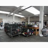 Зарплата 4.12 €/час нетто. Работа в Будапеште на сортировку текстиля