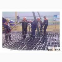 Нужны строители специалисты по бетону, бетонированию в Европу