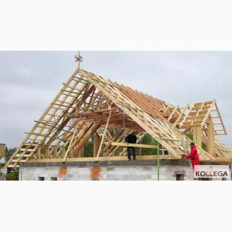 Гаряча пропозиція для даховиків на роботу в Польщу