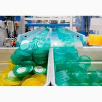 Разнорабочий на производство пластика (Польша)