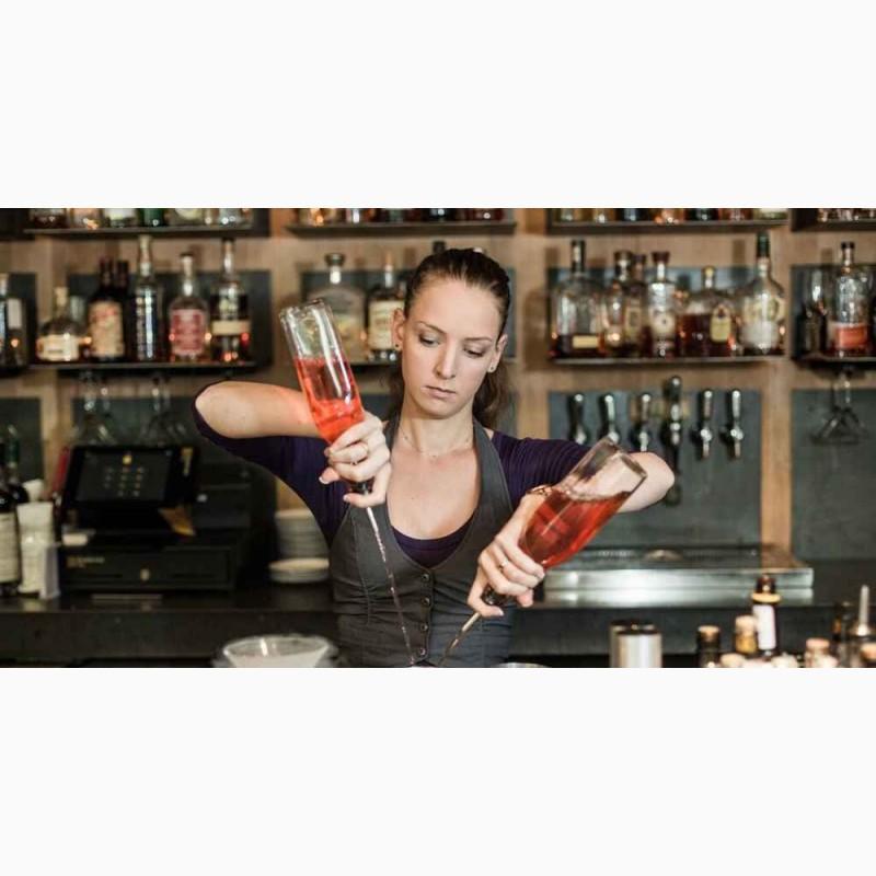 работа барменом ночном клубе киев